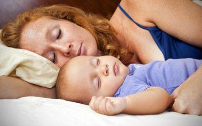 El colecho y sueño