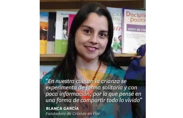 Blanca García en entrevista Asociación de Emprendedores de Chile ASECH